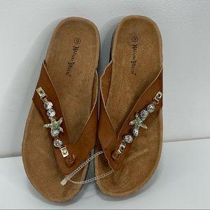 Nature Breeze Cork Sandals